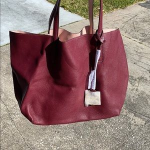Michael Kors Izzy leather tote